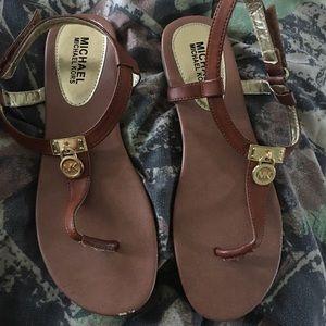 Michael Kors MK sandals